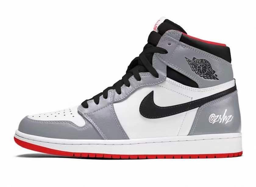 冷灰配色加持!这双 Air Jordan 1 能否吸引到你的目光
