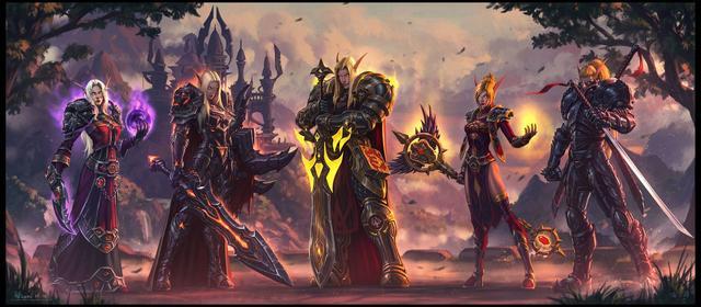 魔兽世界:他是魔兽子民最多的王子,也是被杀次数最多的BOSS