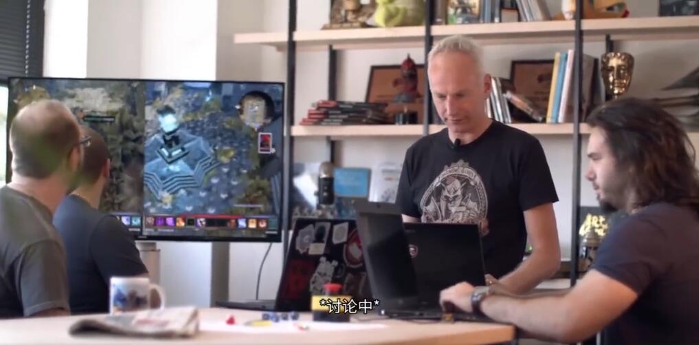 游戏总监要多疯狂?为夺回游戏存档,身披铠甲入侵V社