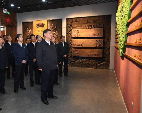 牢记红色政权从哪里来——探访总书记刚去过的这座博物馆