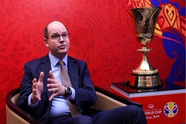 官方认可!国际篮联秘书长:姚明是引导中国篮球改革的最正确人选