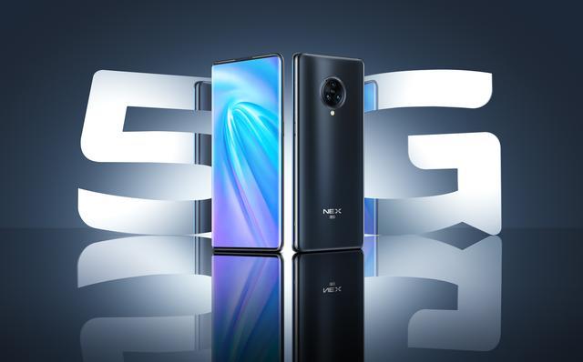 """vivo NEX 3:""""左右无边""""的5G手机"""