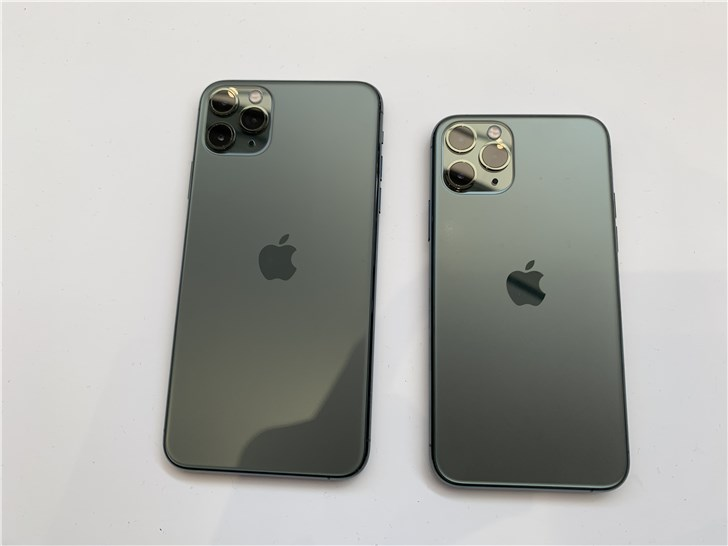 苹果iPhone11系列手机内存实锤:全系4GB