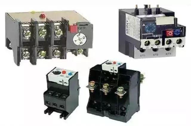 配电柜内常用电气元件大集合