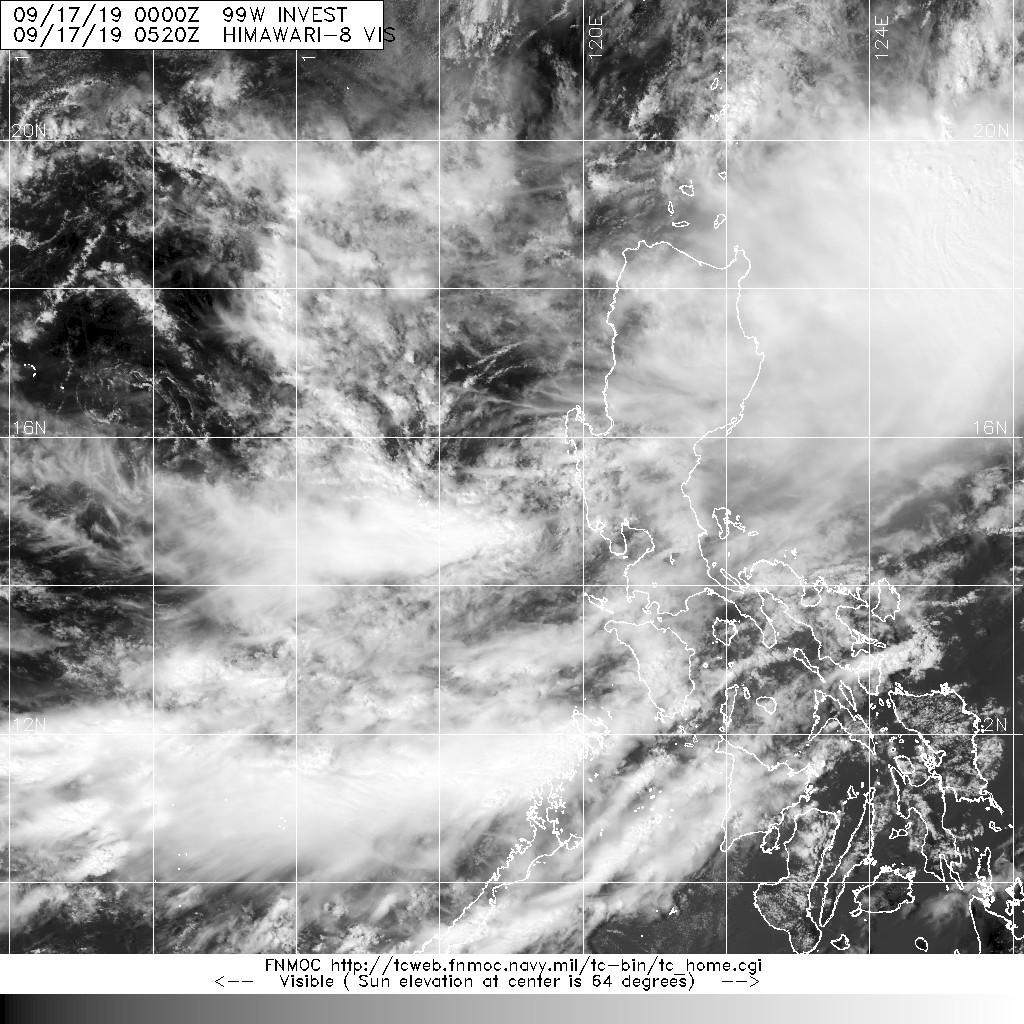 来了!99W台风胚胎生成,或合并95W形成17号台风,影响江浙沪?