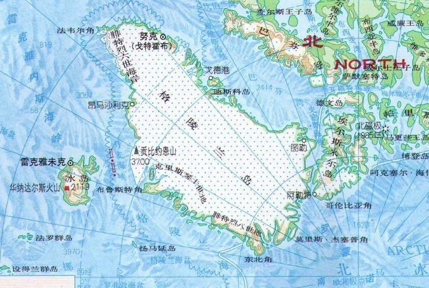 """原创             世界上面积最大的""""岛屿""""是哪一个岛屿?"""