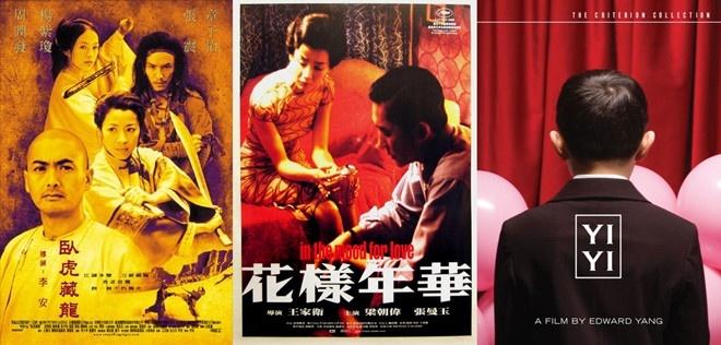 《卫报》评本世纪最佳100部电影 三部华语片上榜