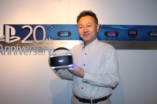 索尼吉田修平:人类的大脑正在适应VR