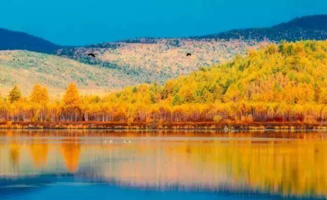 10月赏景圣地,错过一季再等一年!