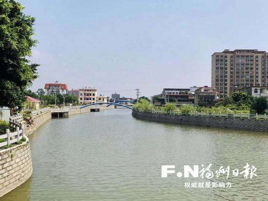 福州长乐金峰镇持续提升人居环境