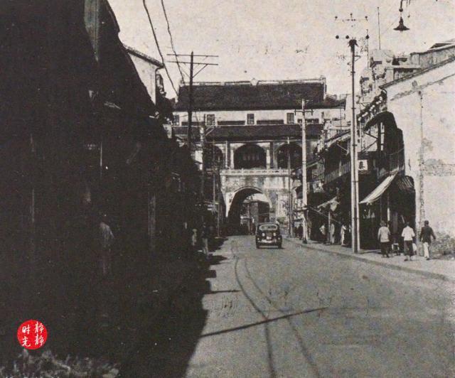 杭州旧影,重温城市记忆,感受旧时杭城风采