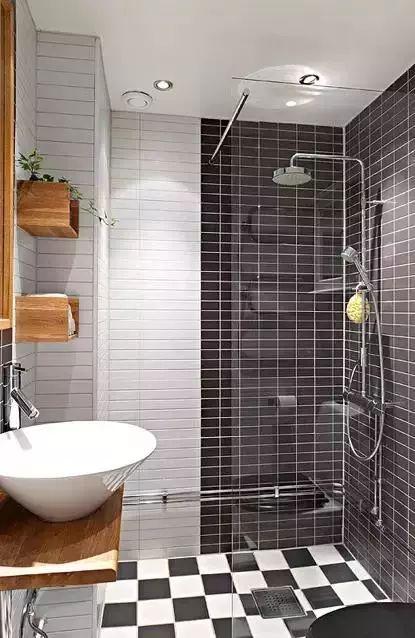 小卫生间放大视觉效果扩容收纳的几种有效方法