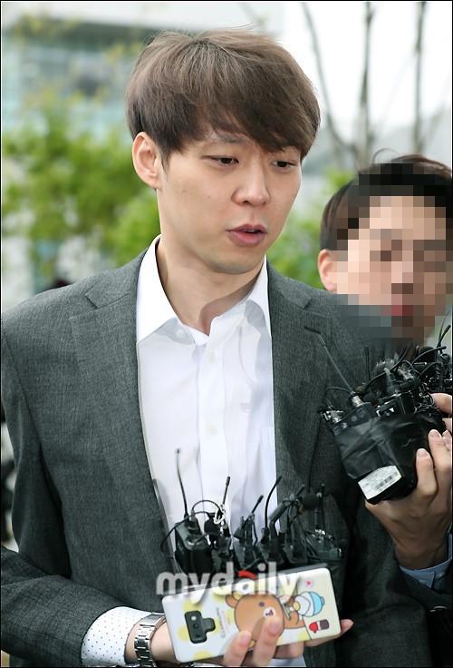 法院强制调停正式生效 朴有天需赔偿性侵案举报人约一亿韩元