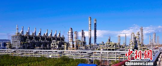 新疆独山子石化乙烯生产能力达140万吨 居国内之首