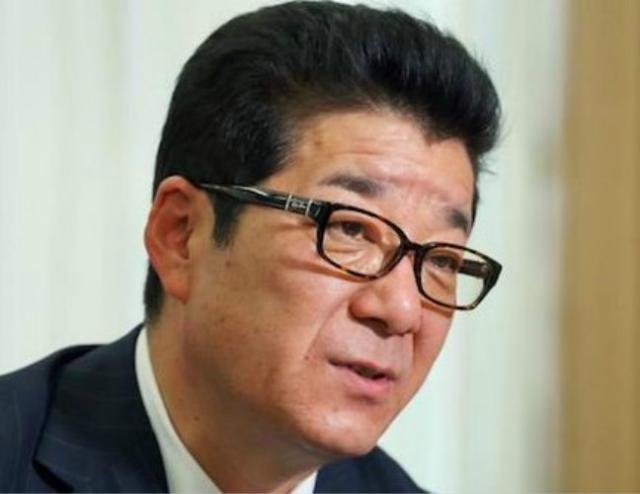 大阪市长提议将福岛核污水排入大阪湾