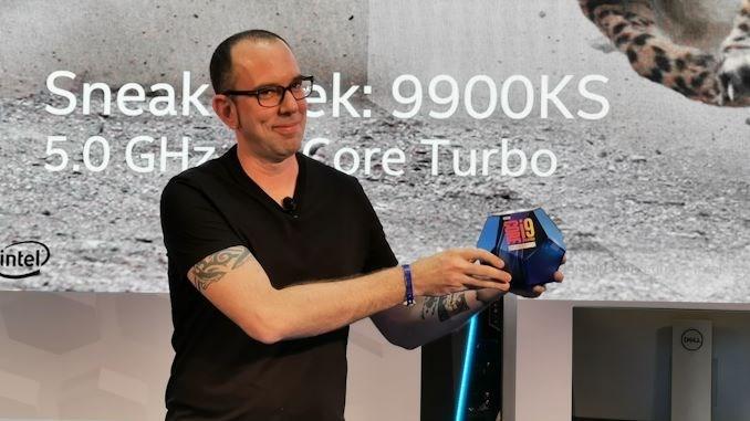华硕主板BIOS更新支持i9-9900KS,TDP127W