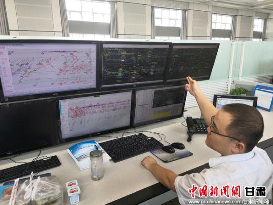 <b>兰州局集团公司积极应对张掖甘州区5.0级地震</b>