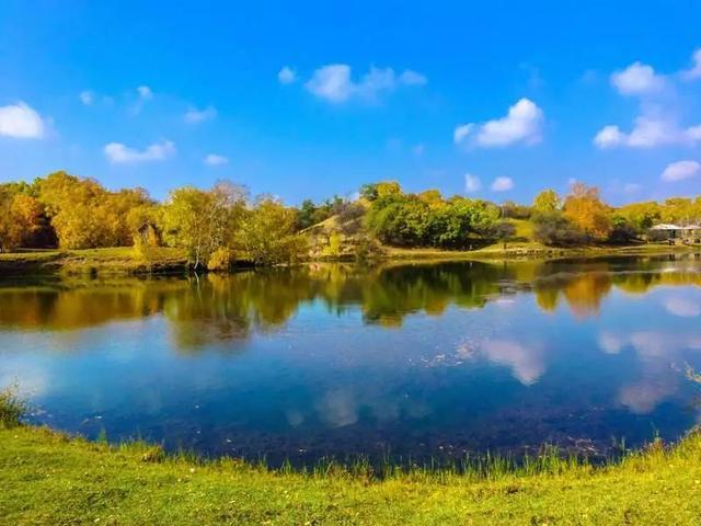 出游攻略,秋天去多伦诺尔,一路美景
