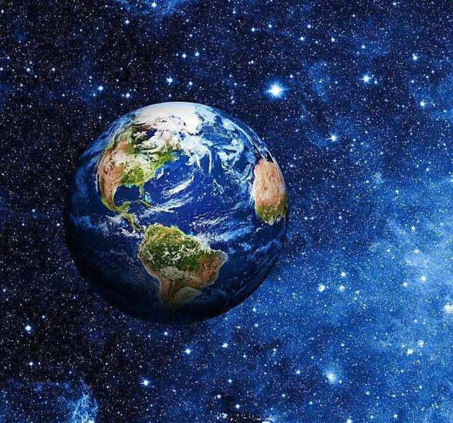 宇宙中就地球有生命吗图片
