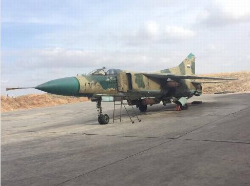 """叙利亚再起波澜,中东强国战机强势介入,俄出动""""镇国重器""""警告"""