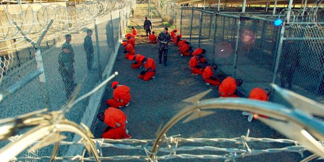 美国关塔那摩监狱只有40名犯人,每年开支却超5亿美元