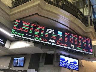 美联储利率决议公布在即,美股指小幅低开,联邦快递跌13%