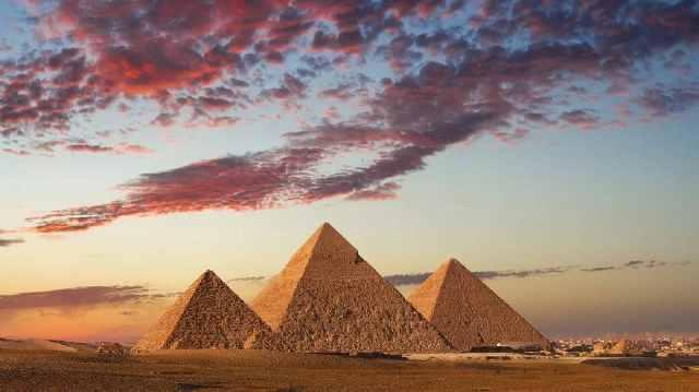 厉害了埃及!开放两座3300年古墓,内部壁画竟完好保存