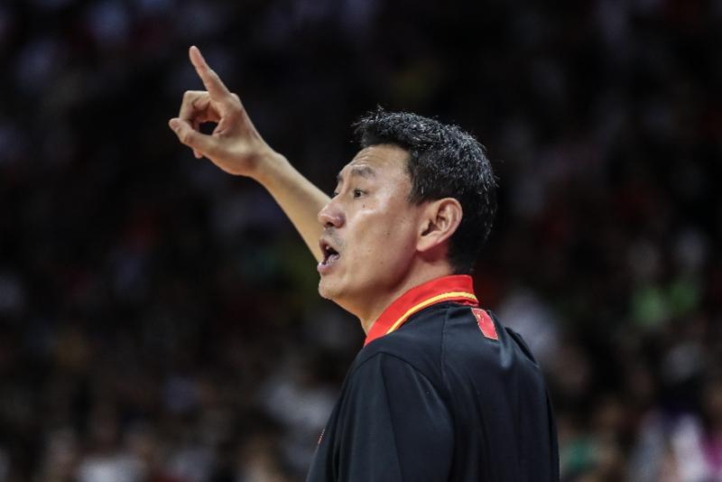 国家体育总局副局长李颖川:没听说有李楠申请辞职这事