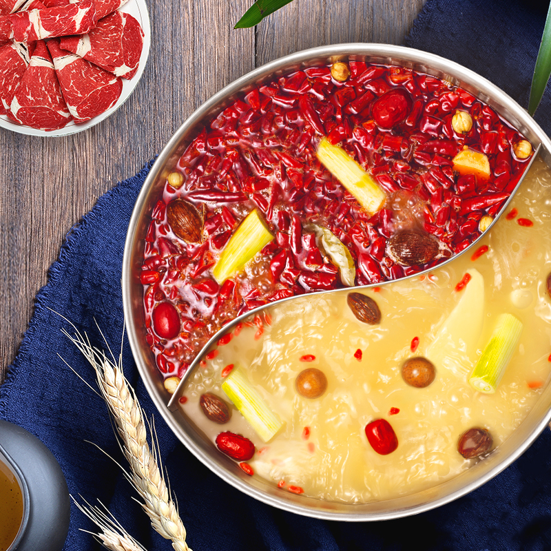吃火锅时留意这些小细节 吃得健康又开心