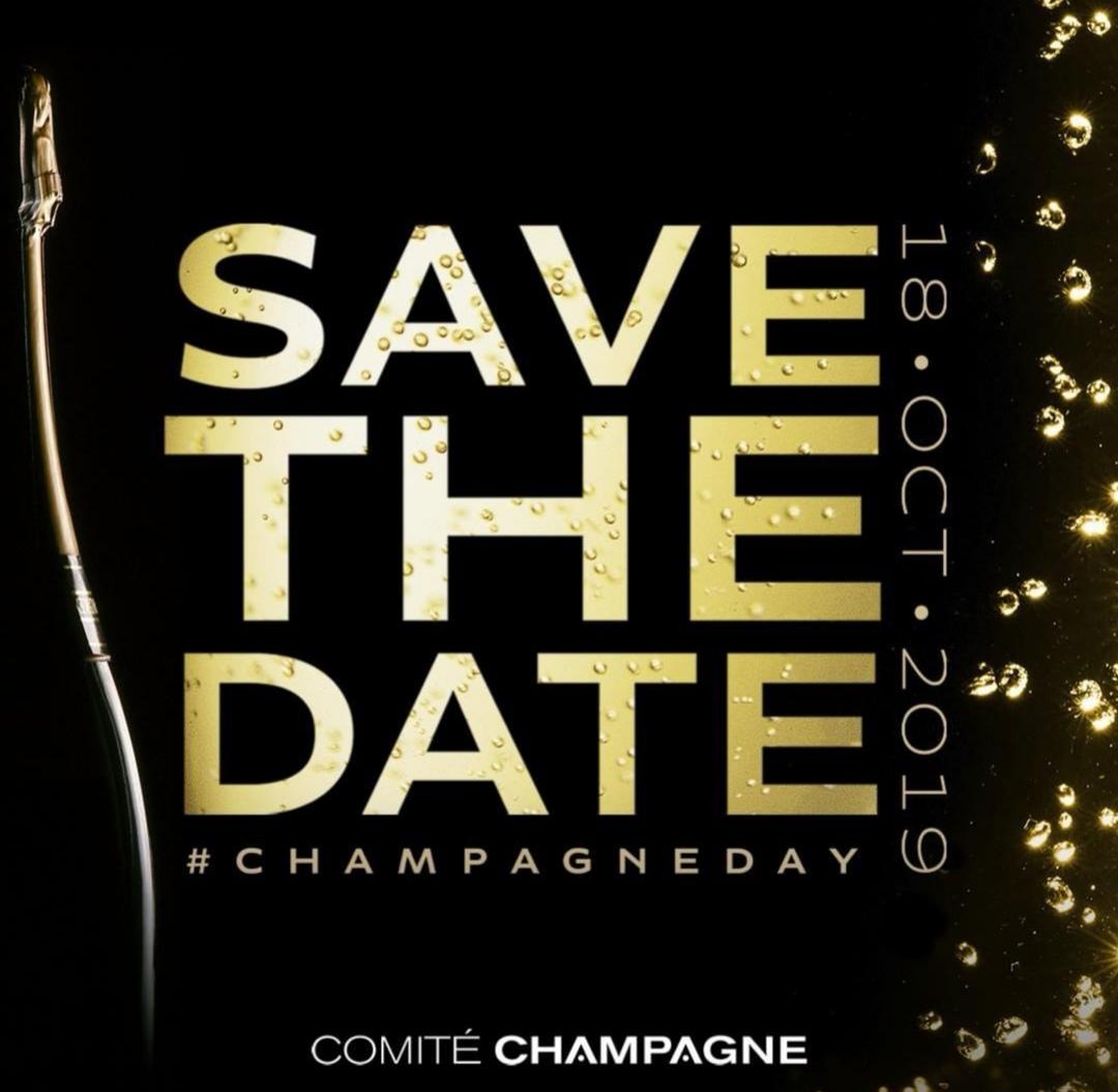 收藏这七个步骤,助你度过一个完美的全球香槟日!