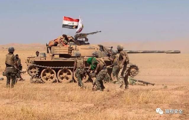 出乎意料!解放军这款装备在伊拉克战场深受喜爱