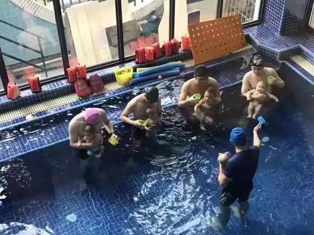 【活动回顾】愉快时光:亲子水上活动