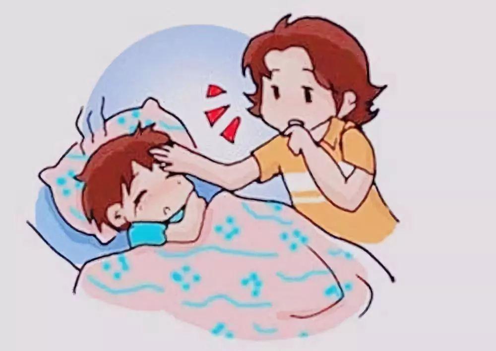 小儿发热出院健康处方