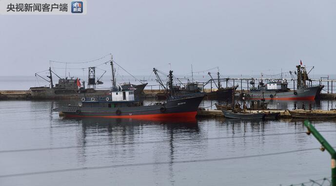 80多名朝鲜公民及2艘渔船因非法捕捞被俄方扣留