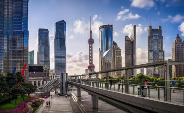 GDP互联网称雄!为什么北京和上海的经济发展可以瑶瑶领先