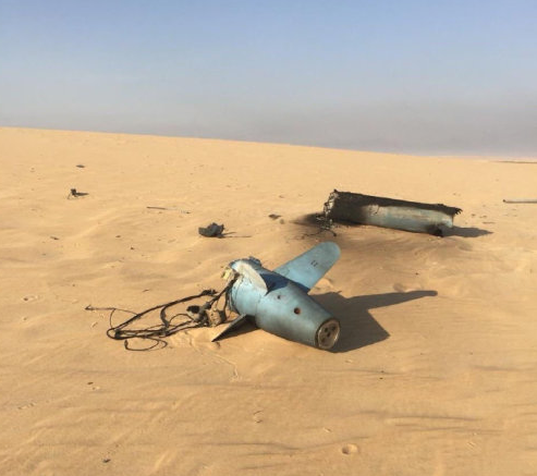 """美国:有""""证据""""证明袭击沙特导弹是从伊朗发射的"""