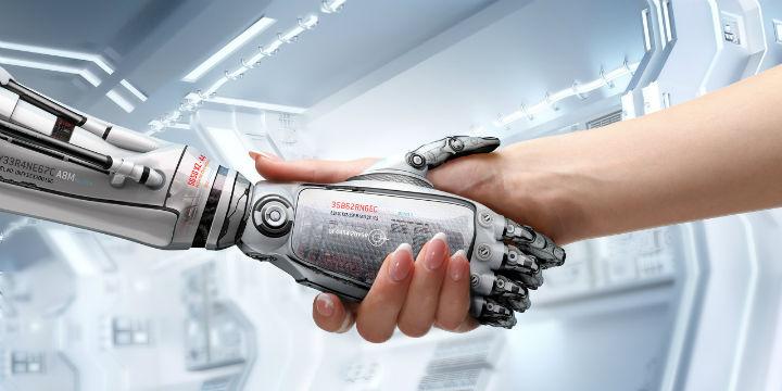 """中国机器人会始终落后于""""四大家族""""吗?国内初创公司要从""""协"""