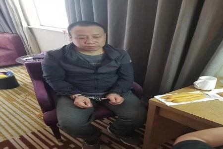 """问法网评逃犯张世刚投案,现实版""""张起灵""""落网!"""