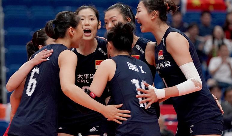 2019女排世界杯直播:中国女排vs多米尼加女排 乘胜追击夺四胜!