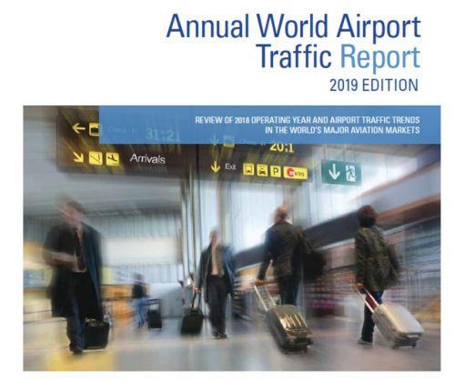<b>全球机场客流量排行:首都机场全球第二</b>