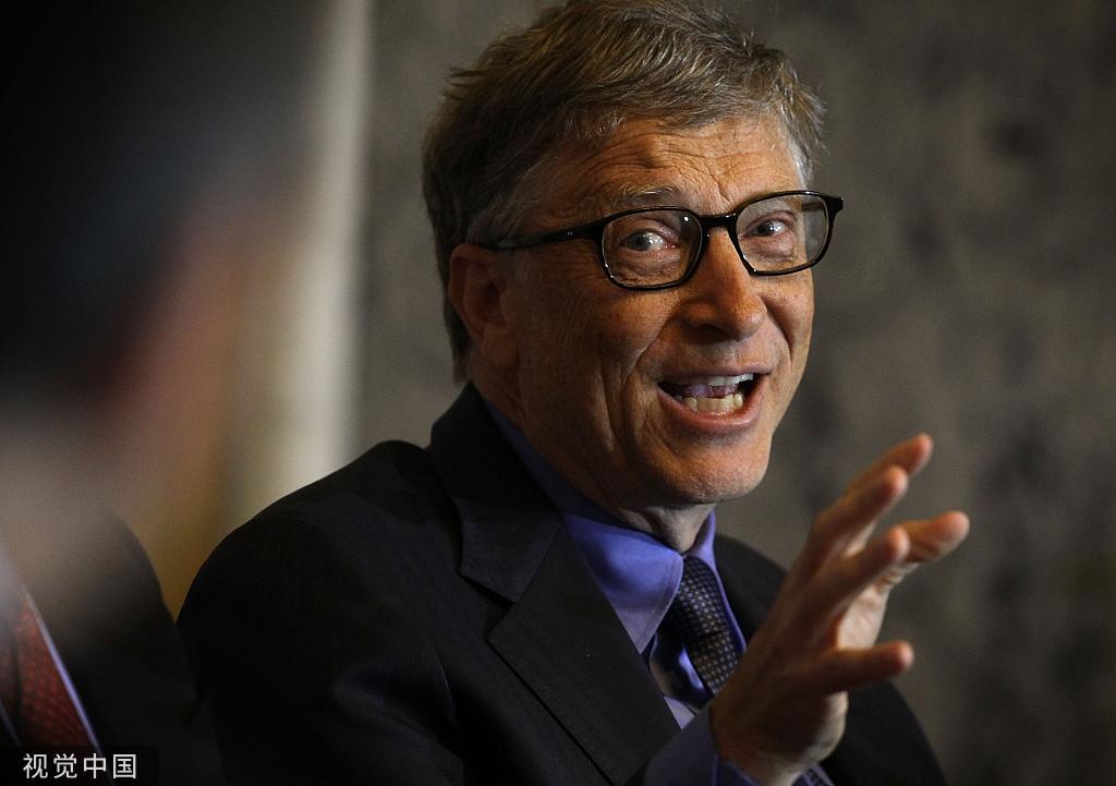 比尔·盖茨重申去世20年后关闭基金会:那时的富人更懂慈善