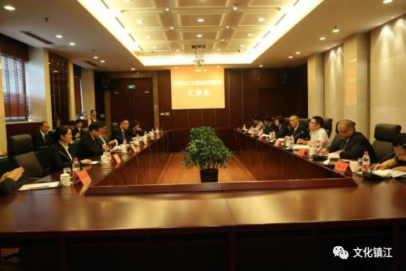 省星评小组对我市长江大酒店开展星级评定复核