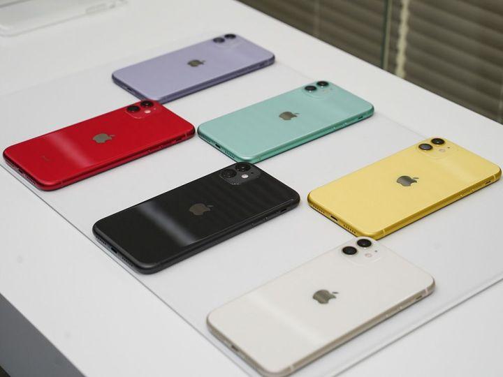 iPhone 11真机图赏 除了价格香配色也很诱人