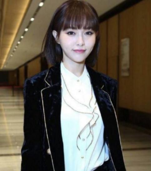 5大女星的齐刘海,杨幂唐嫣刘诗诗赵丽颖谢娜谁最美