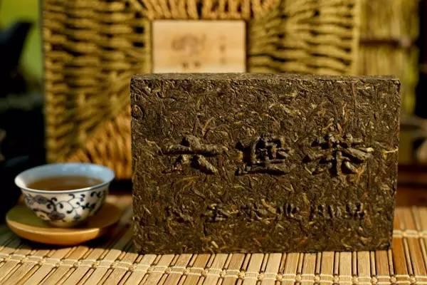 梧州六堡茶中国黑茶类的精品