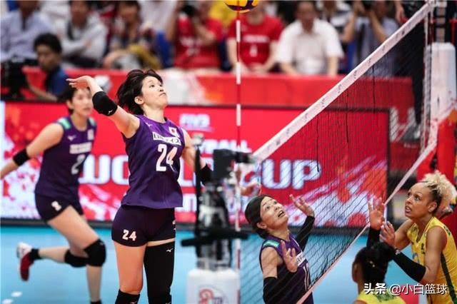 女排世界杯积分榜局势再变:美国升至第二紧追