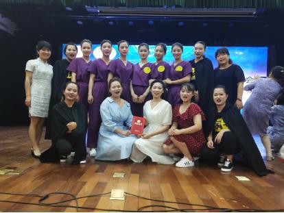 湘潭县人民医院在全省健康教育实践赛中力拔头筹