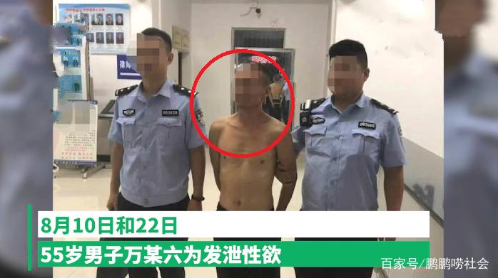 刑拘!55岁男子以20元诱未成年女孩,先后侵犯女孩达3人!