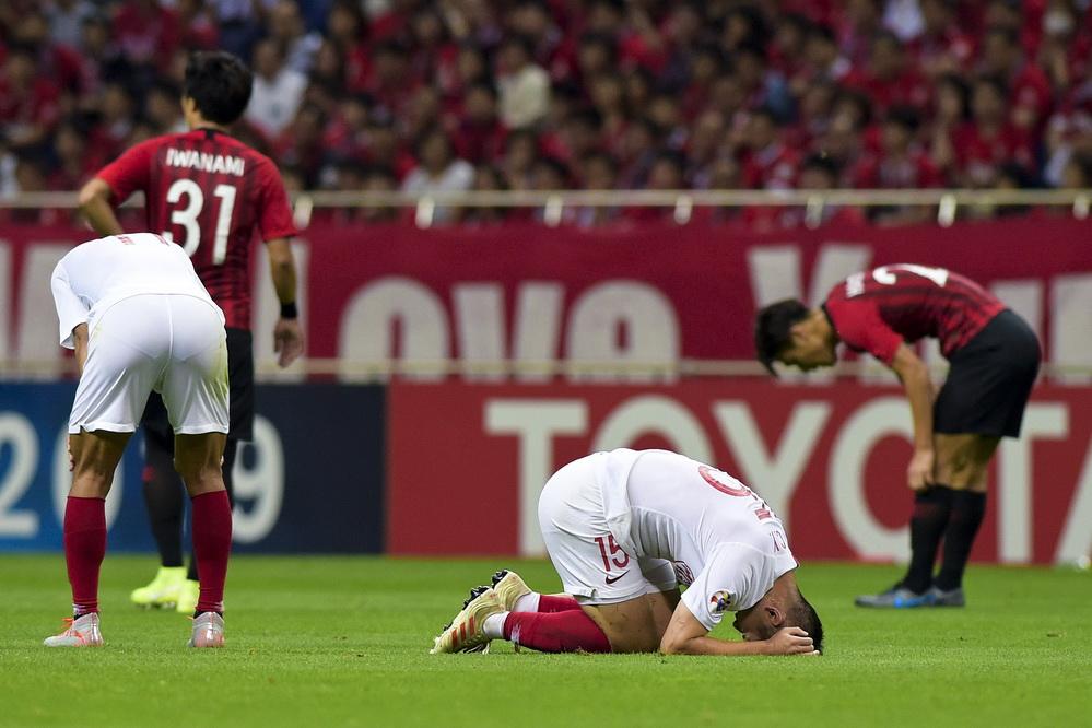 上海上港客场1-1浦和红钻 亚冠被淘汰