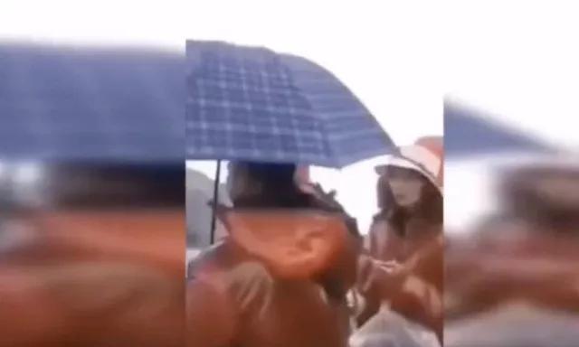 """网传""""情侣相约玉龙雪山殉情"""",当地通报:贵州一男子独自前往跳崖"""